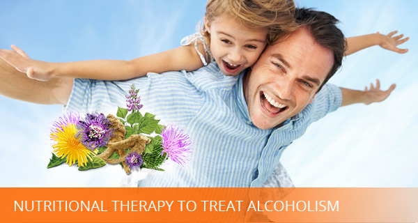 Nutritional Therapy to Treat Alcoholism