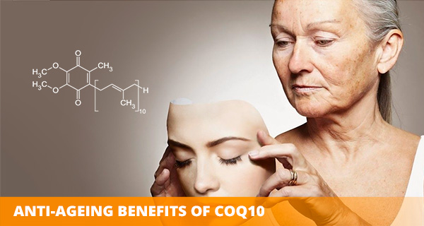 Anti-ageing Benefits of CoQ10