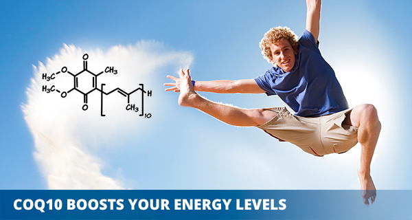 How Does CoQ10 Boost Your Energy Levels?