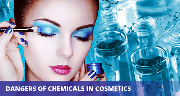 Dangers of Chemicals in Cosmetics