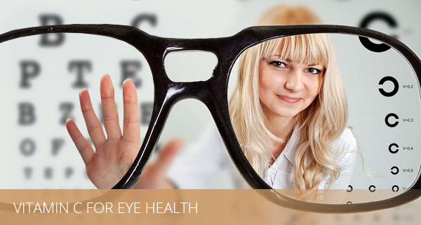 Vitamin C for Eye Health